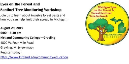 Eyes on the Forest in collaboration with MSU Extension