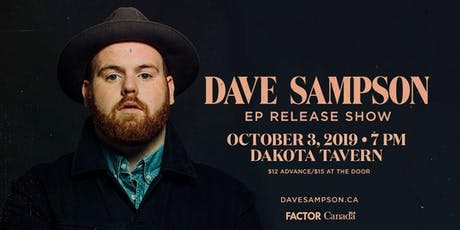 Dave Sampson tickets