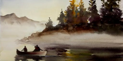 The Most Important Watercolour Class with David R. Becker & Holbein