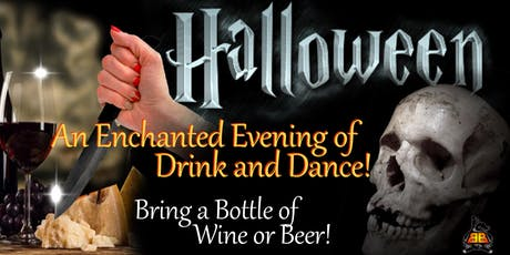 Halloween Drink & Dance Celebration!!  tickets