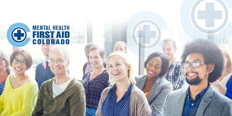 Adult Mental Health First Aid-August 23rd, 2019  tickets