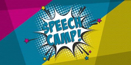 Speech Day Camp tickets