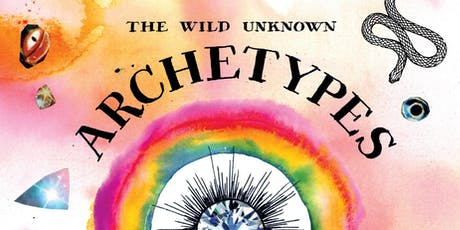 The Wild Unknown: Archetypes Deck Launch & Workshop with Kim Krans tickets