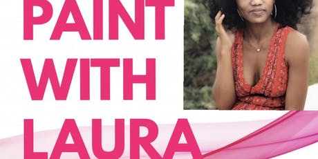 PAINT WITH LAURA tickets
