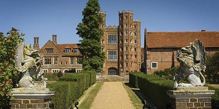 READING THE GARDEN: HOW TO UNDERTAKE SITE VISITS. LAYER MARNEY TOWER, NR. COLCHESTER
