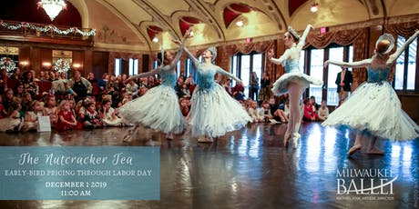Milwaukee Ballet's Nutcracker Tea tickets