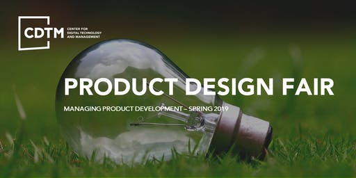 MPD Product Design Fair | Spring 2019