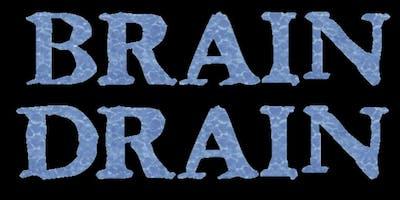 Brain Drain - Science Fiction - Launch Party