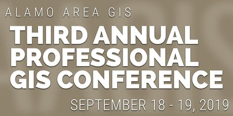 3rd Annual AAGIS Professional Conference & Training tickets