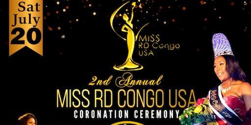 Miss R.D.Congo USA 2019