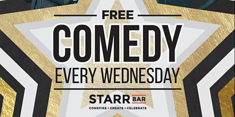 Comedy At Starr Bar tickets