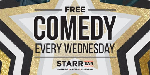 Comedy At Starr Bar