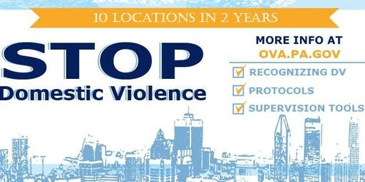 STOP Domestic Violence: Altoona
