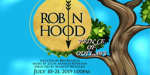 Robin Hood: Prince of Outlaws