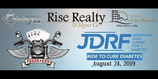 Riders Ride to Cure T1D