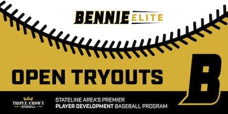 Bennie Elite Tryouts tickets