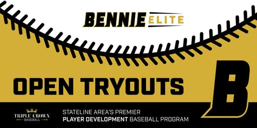 Bennie Elite Tryouts