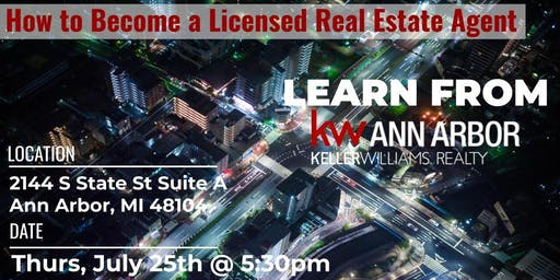 How to Become a Licensed Real Estate Agent