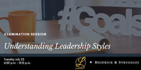 MEMBERS ONLY l Illumination Session: Building Your Leadership Brand tickets