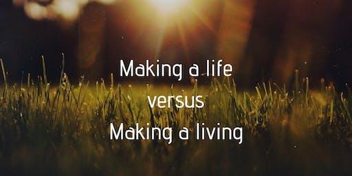 Workshop : Life Design - 03 oktober 2019