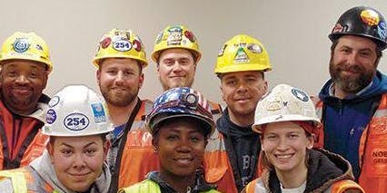 DIVERSITY IN CONSTRUCTION TRADES EVENT
