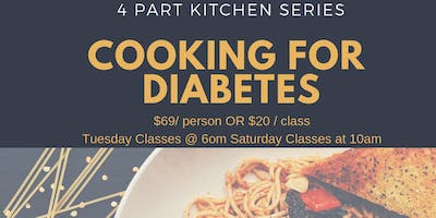 Diabetes Cooking Series