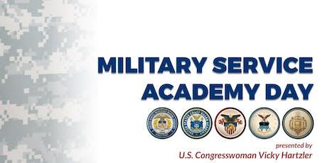 Congresswoman Vicky Hartzler's Military Service Academy Information Day tickets