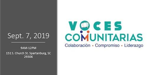 Voces Comunitarias 2019