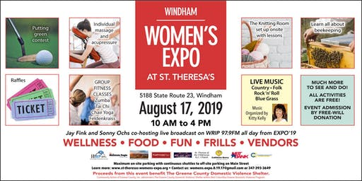 Windham NY Women's Expo