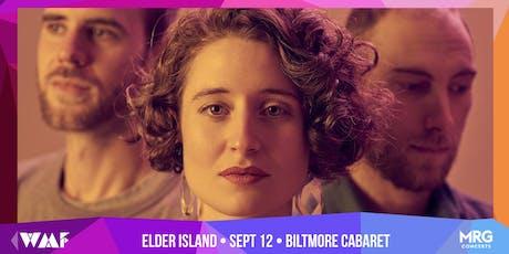 Elder Island tickets