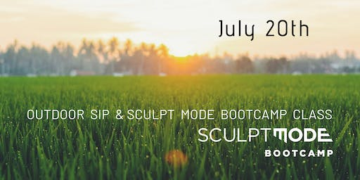 July Outdoor Bootcamp