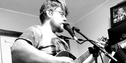 LIVE MUSIC - Alex Vincent 1:30pm -4:30pm