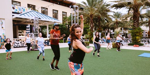 Zumba® at Hilton West Palm Beach