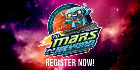 To Mars and Beyond Vacation Bible School tickets