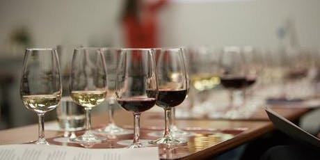 Why do I like this wine? A class in palate and preference: White Wine tickets