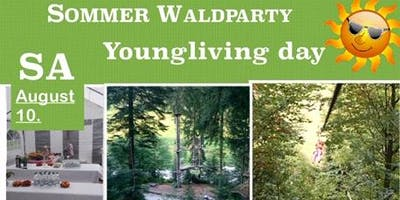 Youngliving Day, Waldparty
