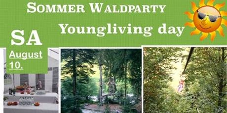 Youngliving Day, Waldparty tickets