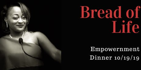 Bread of Life 6 Course Meal for Spiritual Nourishment tickets