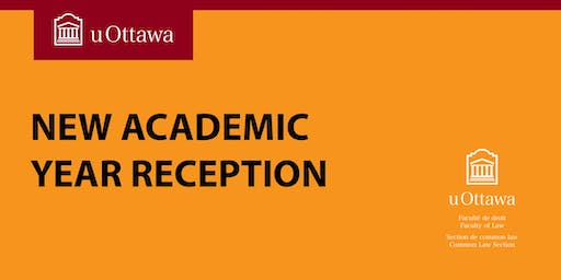 New Academic Year Reception