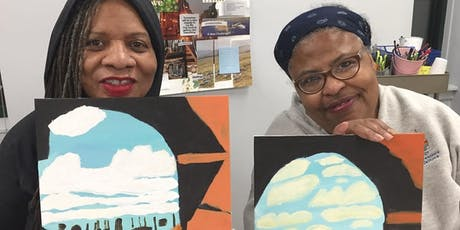 September Community Paint & Sip tickets