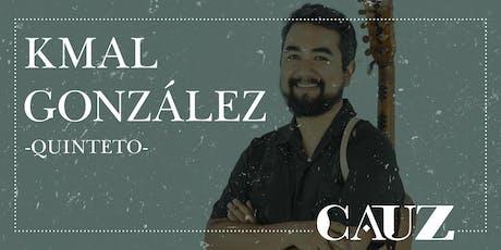 Kamal González Quinteto entradas