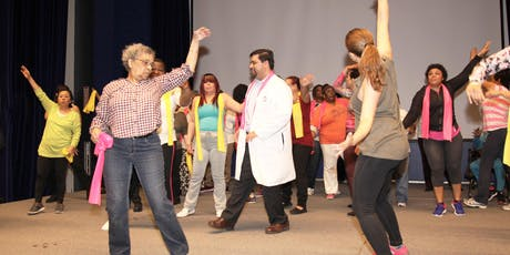 Moving for Life Dance Exercise @ George Bruce Library  tickets