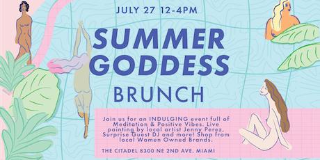 Summer Goddess Brunch tickets