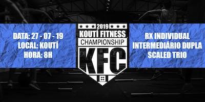 Koutí Fitness Championship