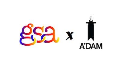 GSA X A'dam toren tickets