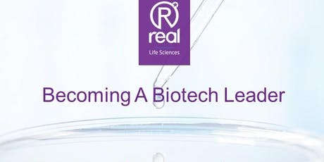 Becoming A Biotech Leader tickets