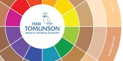 Color Theory in Flesh Tone Workshop by Terri Tomlinson-L.A. (AM)