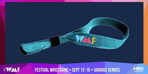 WESTWARD MUSIC FESTIVAL WRISTBAND