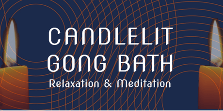 Candlelit Double Gong Bath tickets