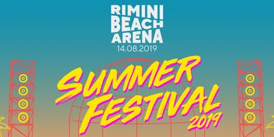 Don Diablo Gigi D'agostino Rimini Beach Arena 14 Agosto 2019